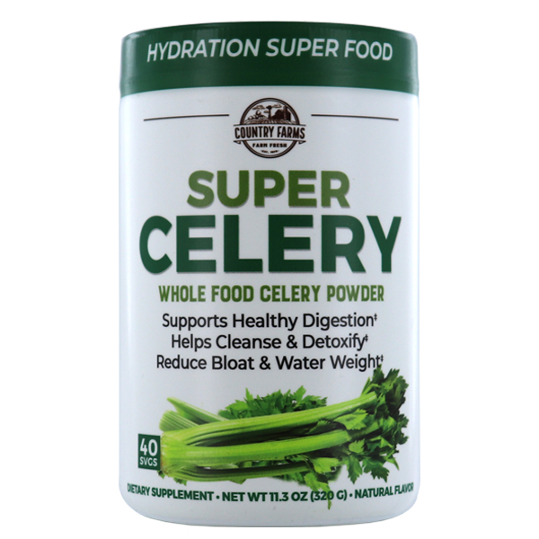 Super Celery Powder