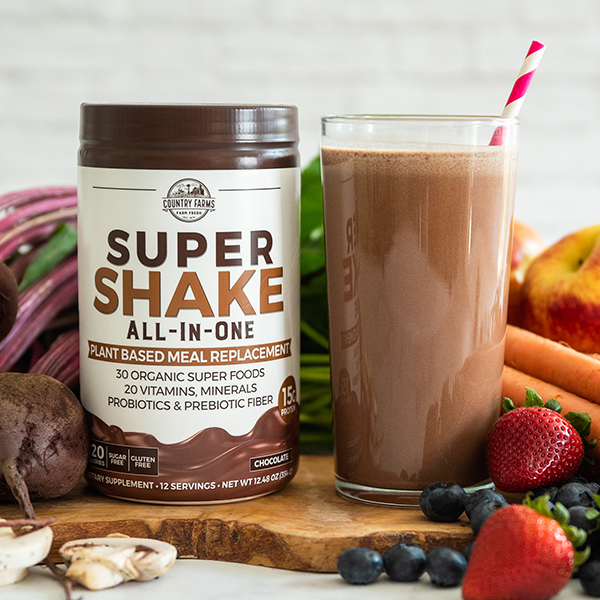 Super Shake Powder