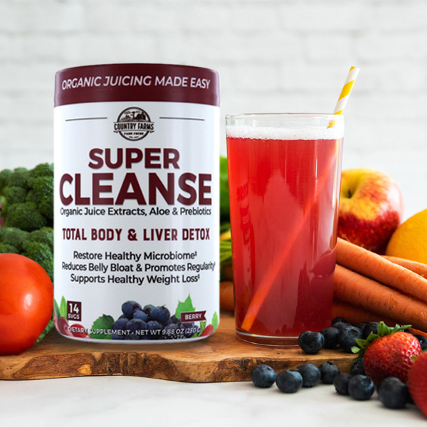 Super Cleanse Powder