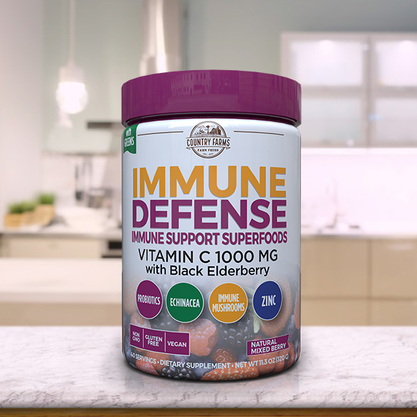 Immune Defense Powder