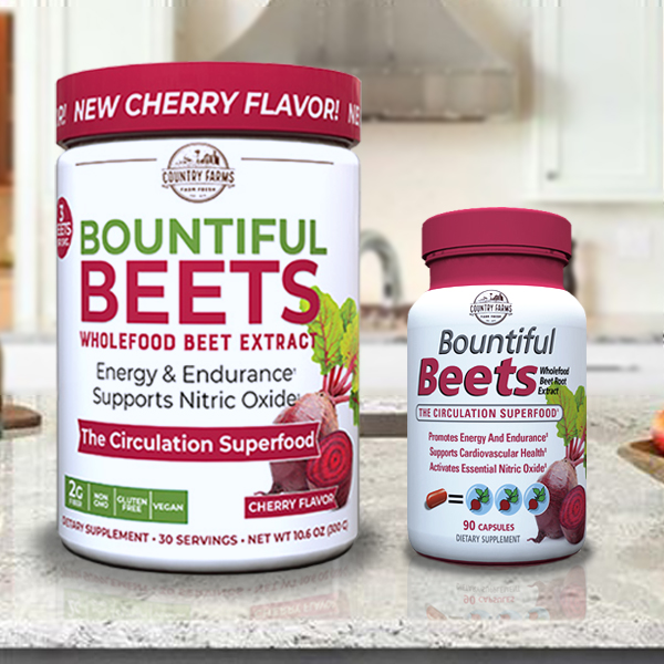 Bountiful Beets Powder & Capsules