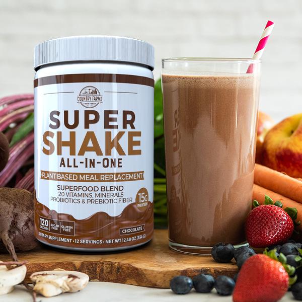 Super Shake Powder