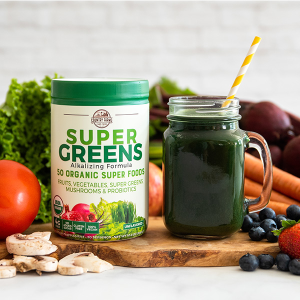 Super Greens - Unflavored