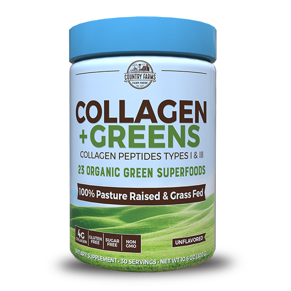Collagen + Greens
