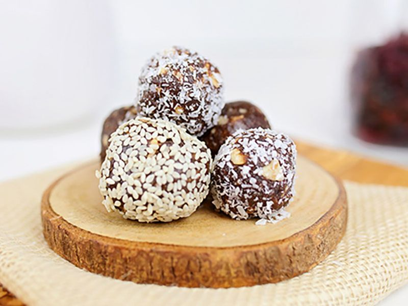 Super Food Date Balls